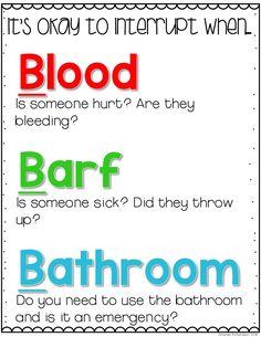 Keep classroom inter