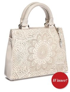 Luba Mini Tote Fan Favorite Award Winner Handbag Instyle Magazine By Jennifer Lang