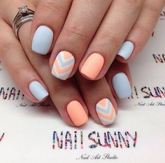 Want some ideas for wedding nail polish designs? This article is a collection of our favorite nail polish designs for your special day. Read for inspiration Stylish Nails, Trendy Nails, Cute Nails, My Nails, Simple Acrylic Nails, Best Acrylic Nails, Nail Polish Designs, Acrylic Nail Designs, Beach Nail Designs