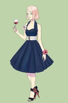 Imagem de anime, anime girl, and cute