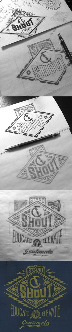 Drew Melton | #corporate #branding #creative #logo #personalized #identity #design #corporatedesign < repinned by www.BlickeDeeler.de | Visit our website www.blickedeeler.de/leistungen/corporate-design/logo-gestaltung