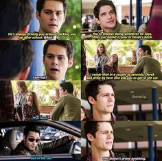 Everyone know about Sterek