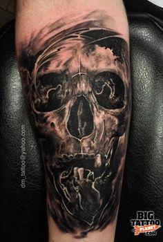 Dan Mihalache - Black and Grey Tattoo | Big Tattoo Planet