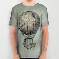 Dark Voyage All Over Print Shirt
