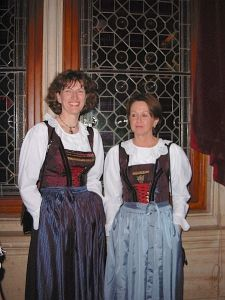 FolkCostume&Embroidery: Costumes of Tyrol Costumes, Embroidery, German, Southern, Traditional, Style, Fashion, Deutsch, Swag