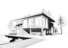 Modern Home Architecture Sketches Design Ideas 13435 Architecture ...