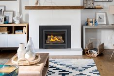 The Retrofire gas insert is designed for installation within existing masonry and factory-built wood burning fireplaces. Valor Fireplaces, Gas Fireplaces, Gas Insert, Superior Homes, Room Corner, Energy Efficient Homes, Fireplace Inserts, Home Comforts, Home Upgrades