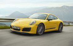 Porsche 911 Carrera T : La Porsche des puristes.