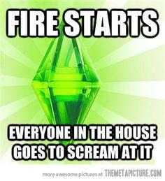 The Sims Logic