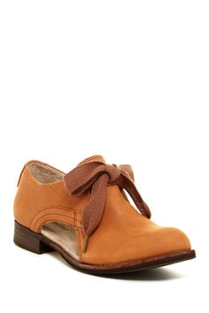 Kay Cutout Leather Oxford by Caterpillar on @nordstrom_rack- Oh I like these a lot!!