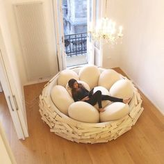 Nest bed <3