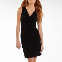 a849048ce American Living Drape Neck Dress found at @JCPenney Club Dresses, Sexy  Dresses, Fashion
