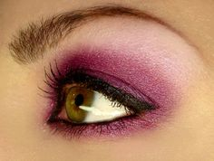 Purple Plum Pigment Eyeshadow Mineral Makeup by Rocksterize, $8.00