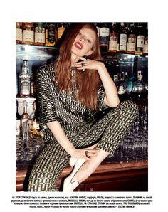 MarieClaire Ukraine Magazine  #fashion #FW2013 #lautrechose