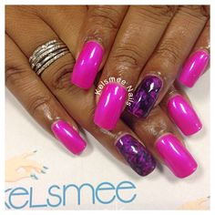 Youngnails ManiQ pinkie nails