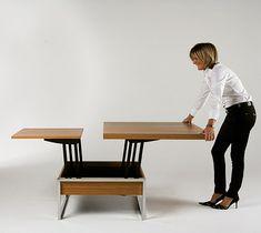 Trendy la mesa de living funcional 2