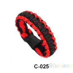 Parachute Cord Bracelets