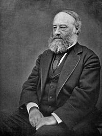 James Prescott Joule (24 December 1818 – 11 October 1889) was an English physicist and brewer, born in Salford, Lancashire. Joule studied the nature of heat, and discovered its relationship to mechanical work (see energy). This led to the theory of conservation of energy, which led to the development of the first law of thermodynamics. The SI derived unit of energy, the joule, is named after him. .