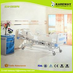 Electric care bed 5 functions linak motor electric hospital bed prices Bed Price, Hospital Bed, Commercial Furniture, Multifunctional, Electric, Indoor, Metal, Home, Decor