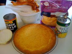 Sweet Tea and Cornbread: Cornbread Salad ...No Joke Y'all!