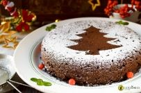 Happy Vasilopita is a New Year's Day bread, cake or pie, which contains. Vasilopita Cake, Chocolate Navidad, Country Christmas, Yule, Sweet Recipes, Food And Drink, Pudding, Baking, Bread Cake