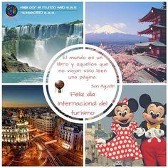 💚Feliz día internacional del turismo💚#turismo#turista#viajero#viajes#viajar#aventura#adventure#happy #trip#travel#travelovers#traveladdict#viajaporelmundoweb#viajanickisix360 #elmundito