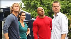 NCIS: LA: I just love the dynamic of the two pairs of partners. Love Tuesday nights.