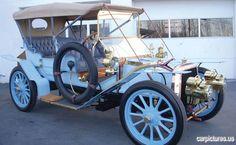 1906 Panhard et Levassor 25 30 Touring Car