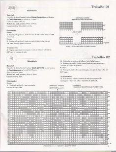 Trabalhos de croche №1 2006 - Светлана Сорокина - Picasa Web Albums