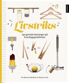 Denne boken gir deg geniale løsninger på små og irriterende problemer. Markus Lind har sammen med Per Marius Didriksen samlet smarte triks som vil gjøre hverdagen enklere. Visste du at du kan bruke nachos i stedet for fyringsbriketter når du er på grilltu