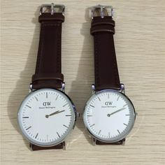High imitation 2015Top Brand Luxury Style Daniel Wellington Watch DW Watch For Men Or Women Leather Strap Quartz watch Relogio Feminino 36mm