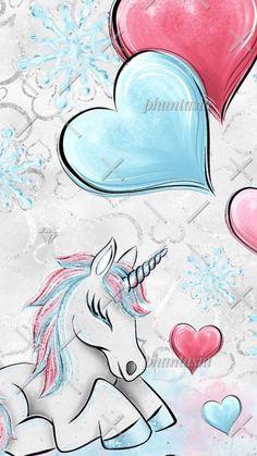 Unicorn Painting, Unicorn Drawing, Unicorn Art, Baby Unicorn, Cute Unicorn, Rainbow Unicorn, Unicornios Wallpaper, Cellphone Wallpaper, Beautiful Unicorn