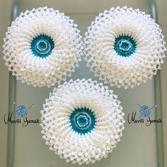 Carbon fiber model Source by yenihobi Crochet Flower Patterns, Crochet Blanket Patterns, Crochet Doilies, Crochet Flowers, Crochet Stitches, Crocodile Stitch, Beautiful Crochet, Crochet Baby, Crochet Projects