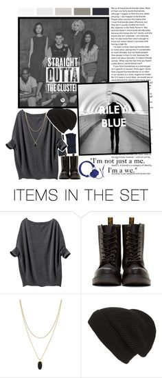 """""""Riley Blue - Sense8"""" by whereisnet ❤ liked on Polyvore featuring art"""