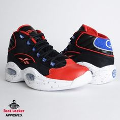 Reebok gets the Allen Iverson Hall of Fame Campaign started early with  tomorrow s release of the 2669fb93f