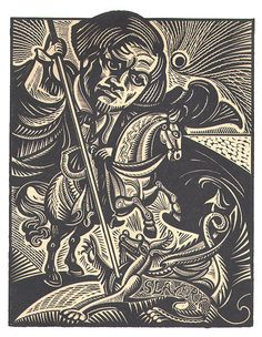 Slaying the Dragon of Slavery - The Alcorn Studio & Gallery