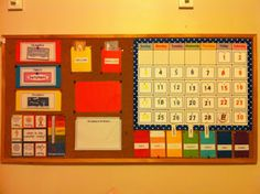 The Chat and Chew Supper Club: Classroom Calendar and Free Printables