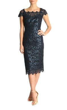 Mother Of The Bride |  Admiral Lace Dress