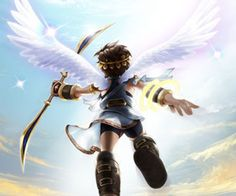 Kid Icarus Uprising Deambulandoporlaweb