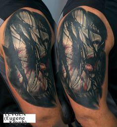 Najlepsze Obrazy Na Tablicy Levgen Knysh Tattoo Artist 61 Best