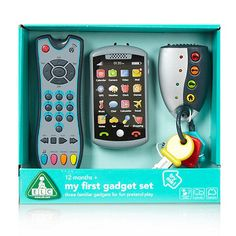 Early Learning Centre My first gadget set- at Debenhams.com