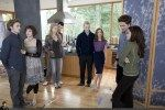 Flashback Pic Post: Robert Pattinson, Kristen Stewart and Cast on the Set ofTwilight