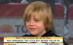 """Saying lots of prayers!  """"Boy Who is Darth Vader' Has Open Heart Surgery"""".  One of my favorite commercials ever."""