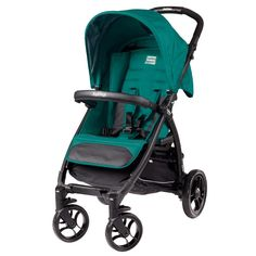 Video review for Peg Perego Booklet Stroller - Onyx showcasing product features and benefits.