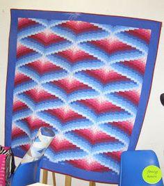 fancy hours: Majowe wystawy patchworków