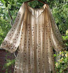 gorgeous traditional romanian blouse/dress