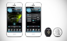 Never lose your keys or other valuables again with the new Bluetooth Stick-N-Find Location Tracker ($50). The device allows you to track up to 20...