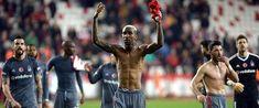 Beşiktaş bu sezon ilk kez