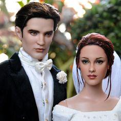 Breaking Dawn Edward & Bella by Noel Cruz http://www.ncruz.com/