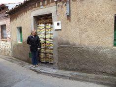 Casa de mis antepasados en Santa Ana de Pusa (Toledo) , España.